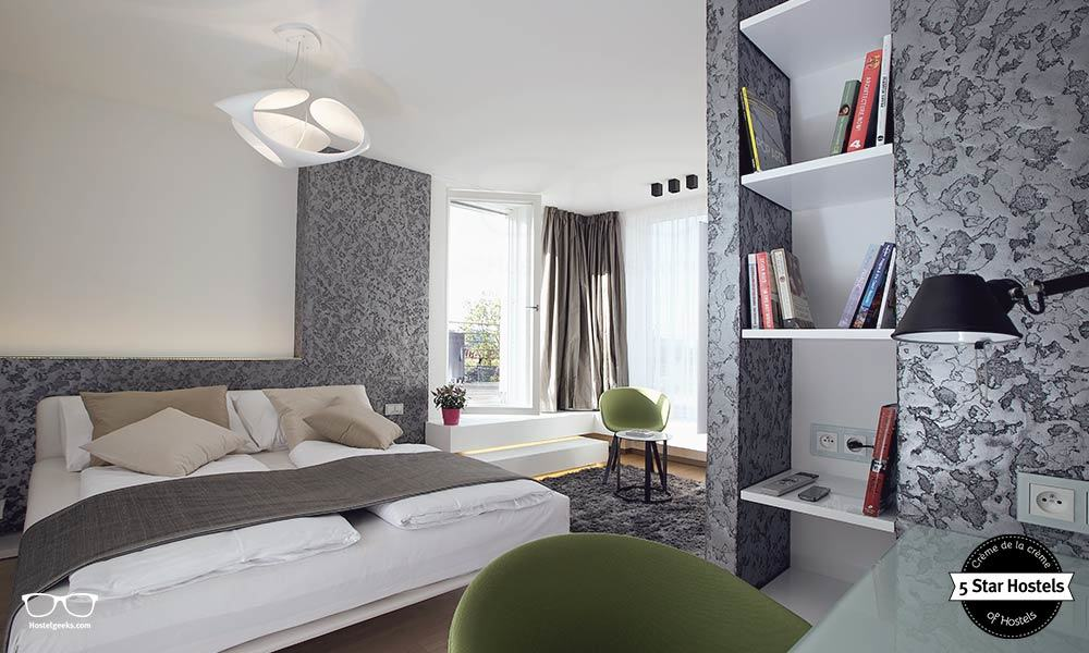 The Penthouse at Mosaic House Prague