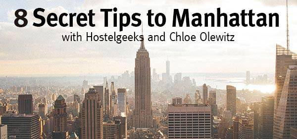 8 Secret Travel Tips to Manhattan