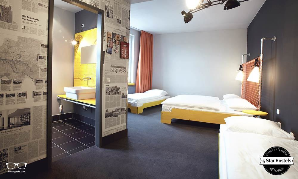 hostel room types what are the differences full overview 2018. Black Bedroom Furniture Sets. Home Design Ideas