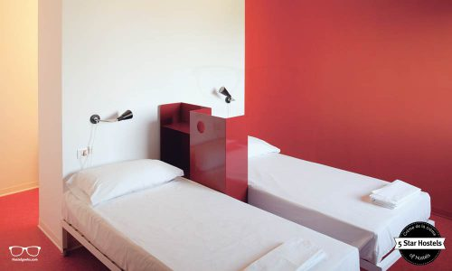 We Bologna Hostel - The Twin Room