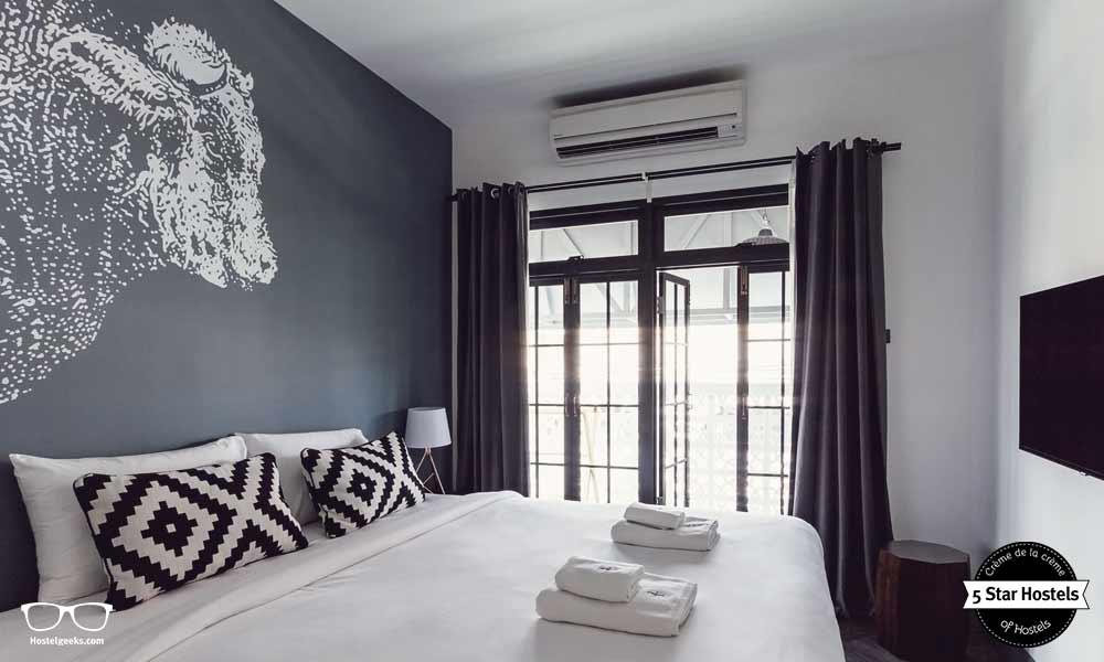 Ein Doppelzimmer im Oxotel Chiang Mai selbst, auch nicht schlecht, oder?!