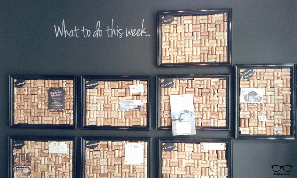 Plan of the week at Maverick City Lodge- Design Memory Board