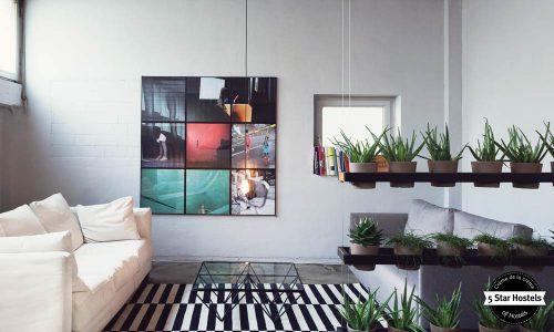 Wallyard Concept Hostel, one of the best hostels in Berlin