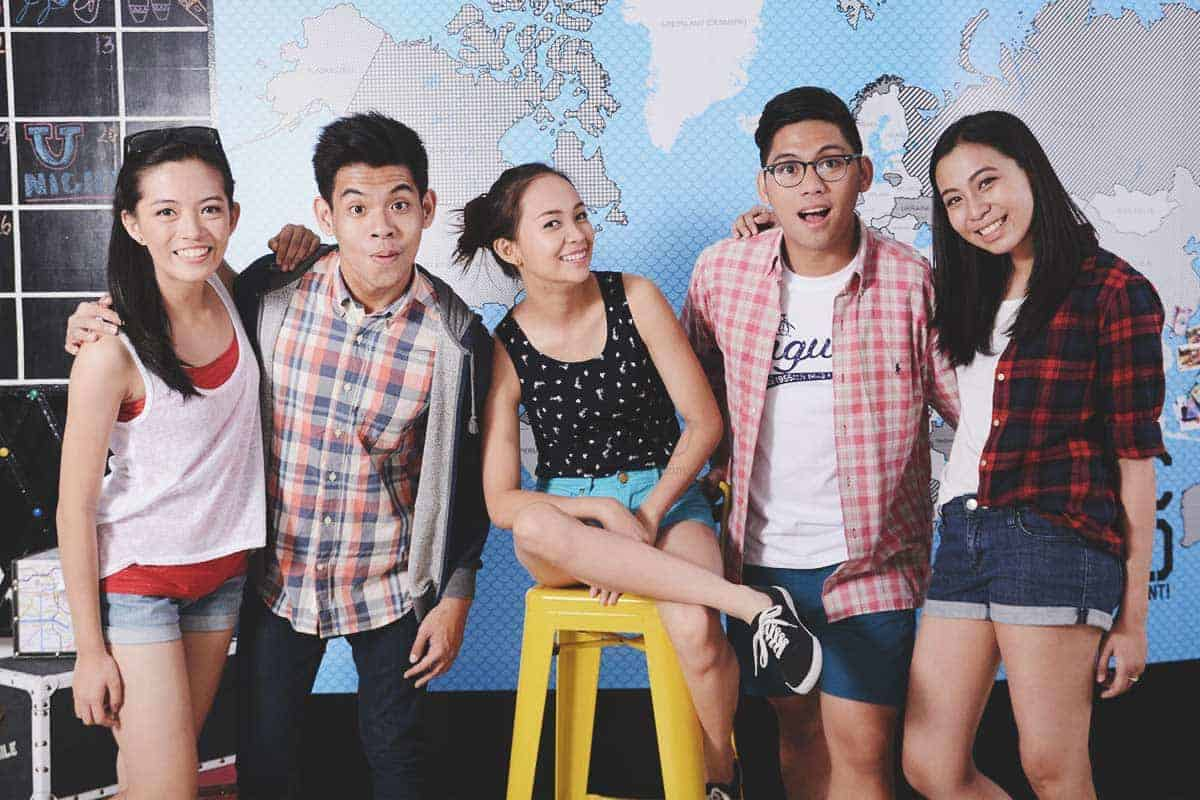 Makati Junction Hostel - The hipster-vibe Co-Working Hostel in Manila