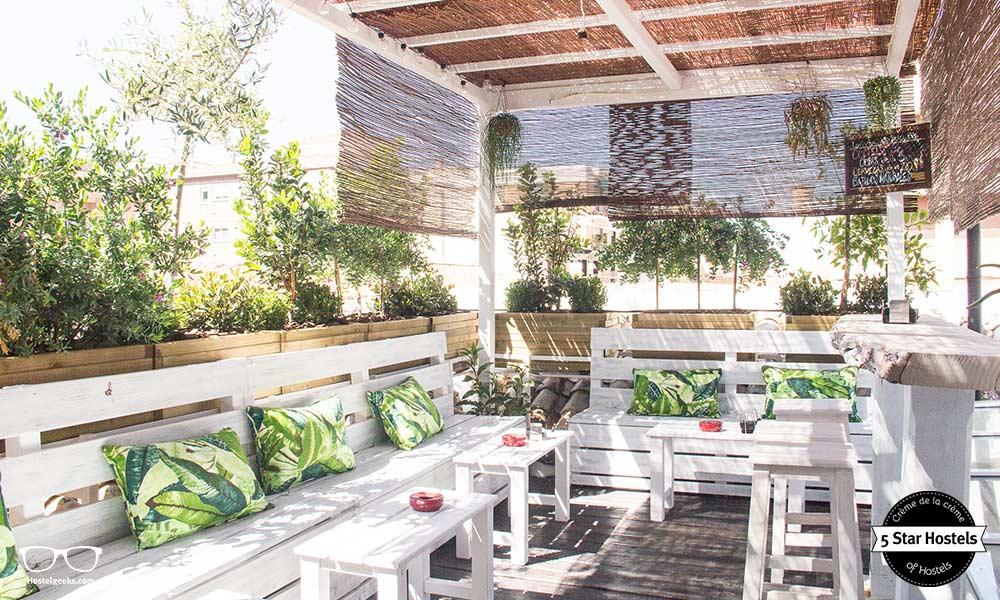Boutique Hostel in Granada - das Lemon Rock Hostel