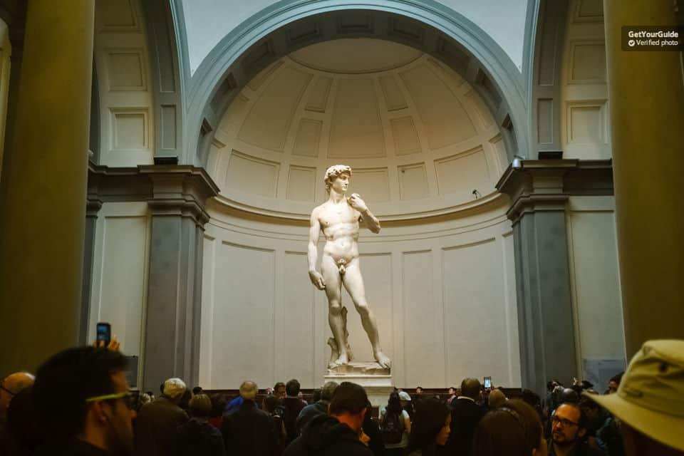 Michelangelo Skip the line ticket