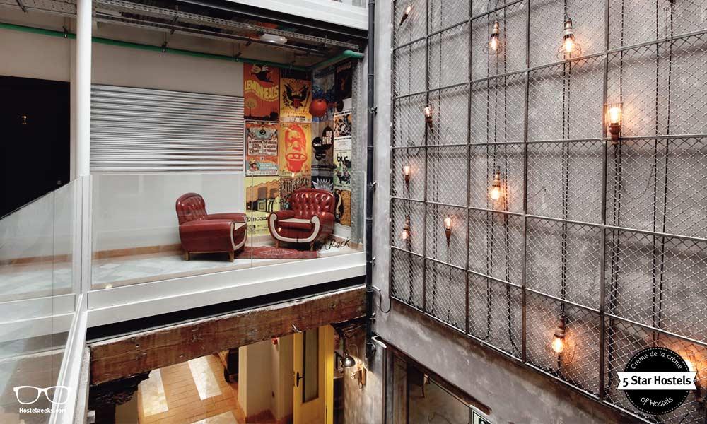 Stil! Das Lemon Rock Granada ist ein Design Hostel