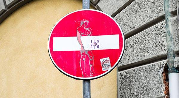 Street Art in Florence - Non Touristy Things to Do in Florence
