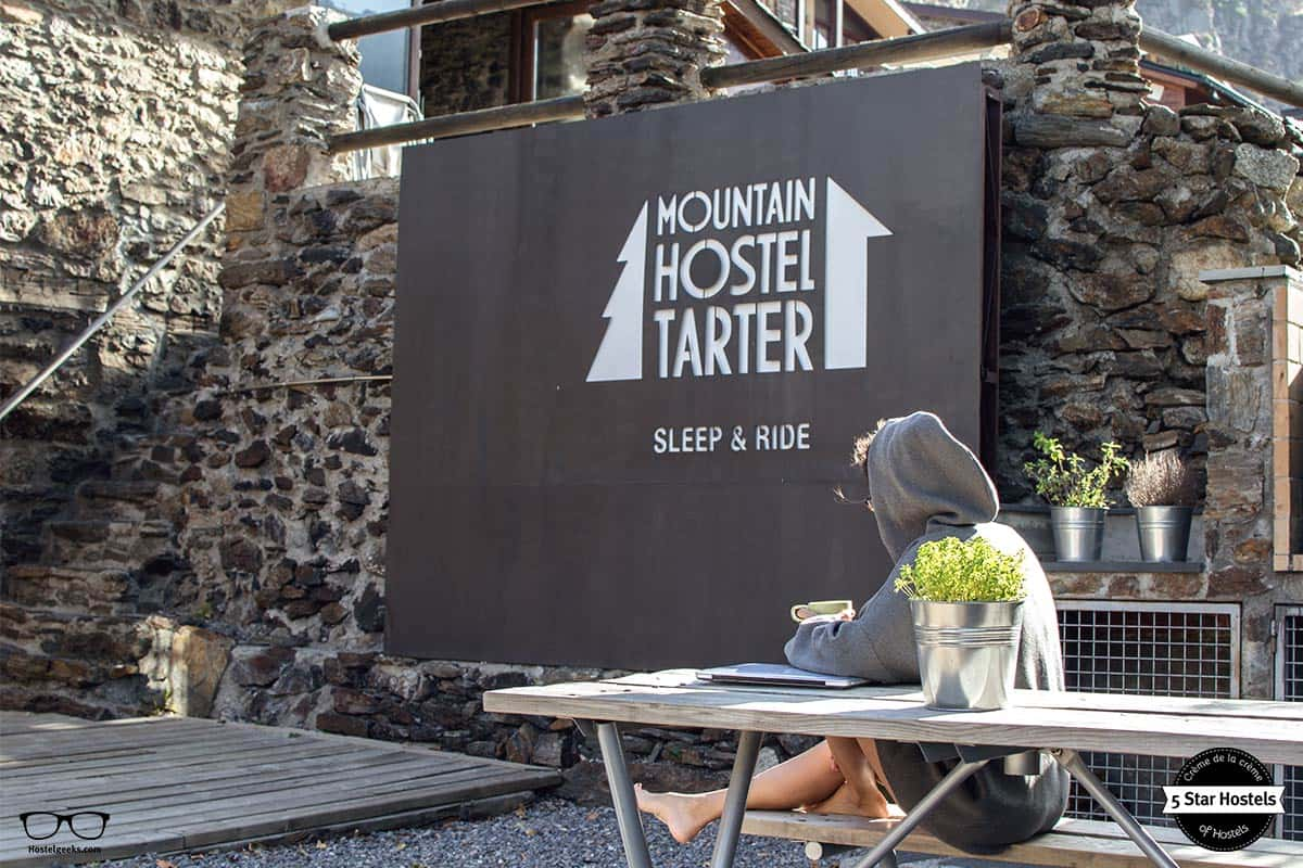 Best Hostels in the world, and Mountain Hostel Tarter is one of them