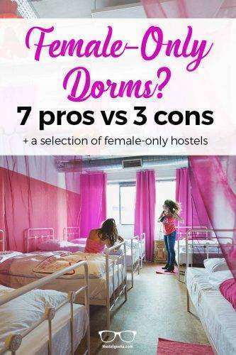 Why Female Dorms? 7 Pros and 3 Cons of Female Dormitories