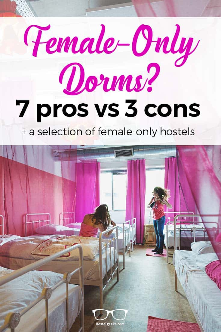 why female dorms 7 pros and 3 cons by hostelgeeks guide 2018