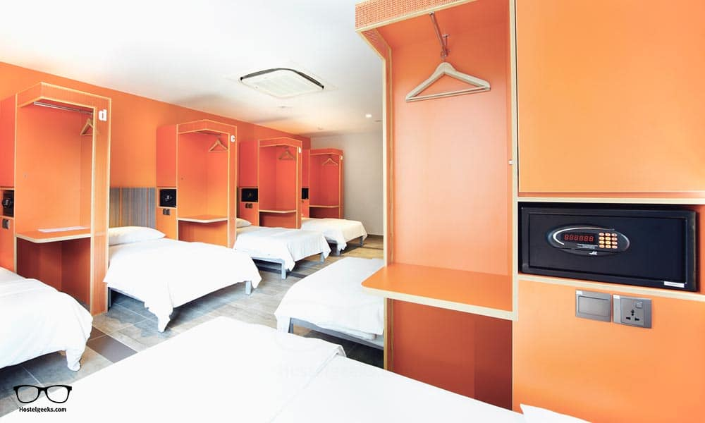 Hangout Hotels in Singapore