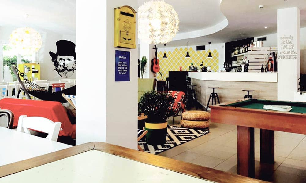 Meet Lake Hostel, cosy vibes, lovely roof top terrace