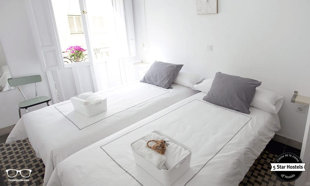 Bed and Be in Córdoba, Spain