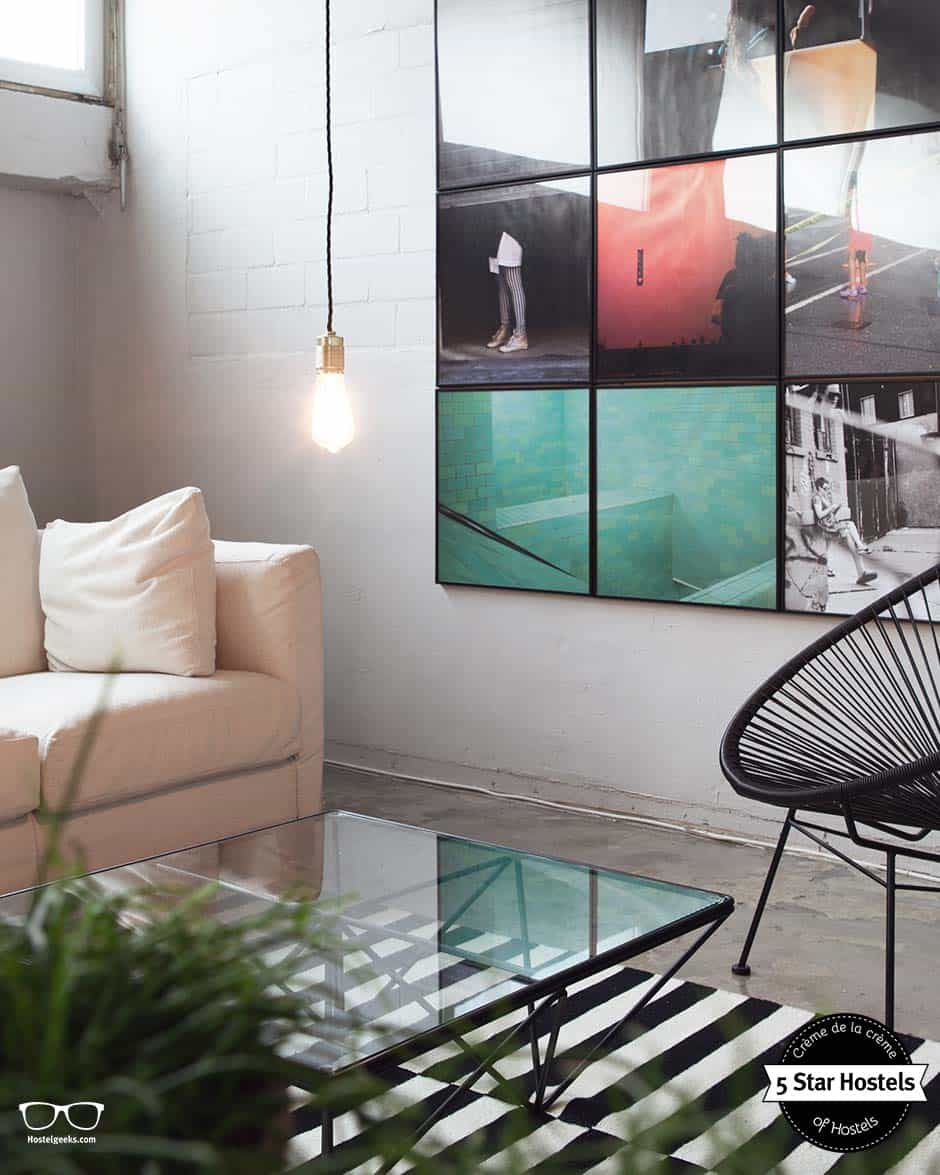The Best Design Hostels in the World