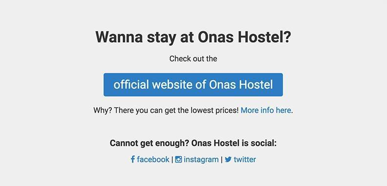 Booking 5 Star Hostels