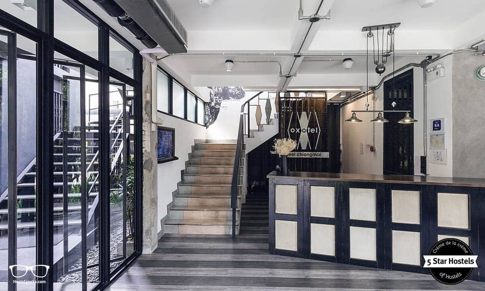 Oxotel chiang mai review 2018 hidden gems in the area for Hostel design