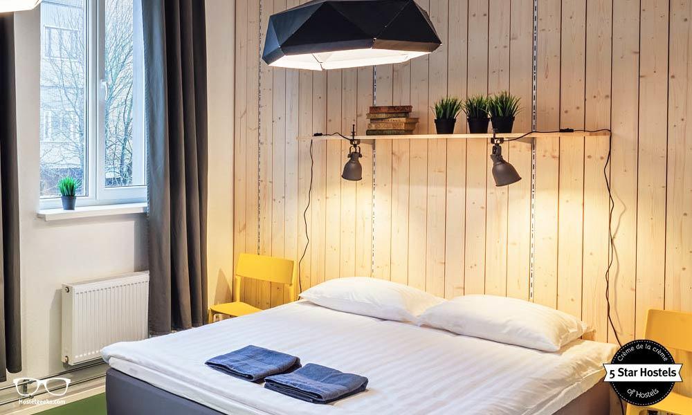 Double Room at Hostels? No problem!