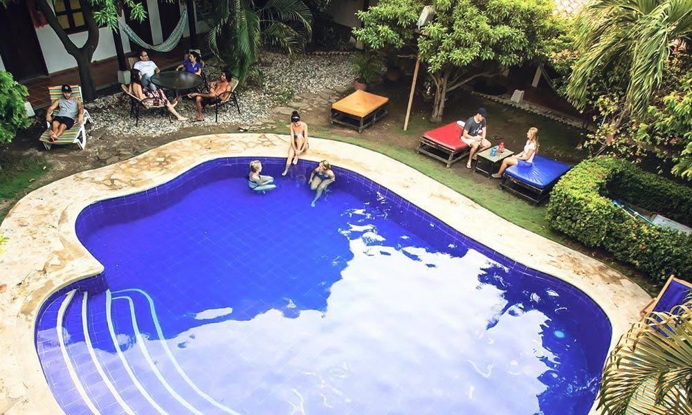 The Dreamer Hostel in Santa Marta, Colombia