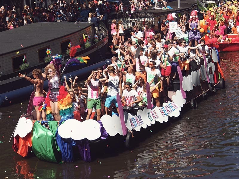 Festivals in Amsterdam