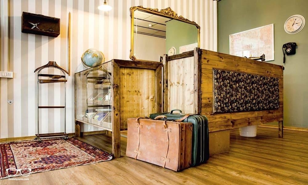 Pars Tailors Hostel in Barcelona