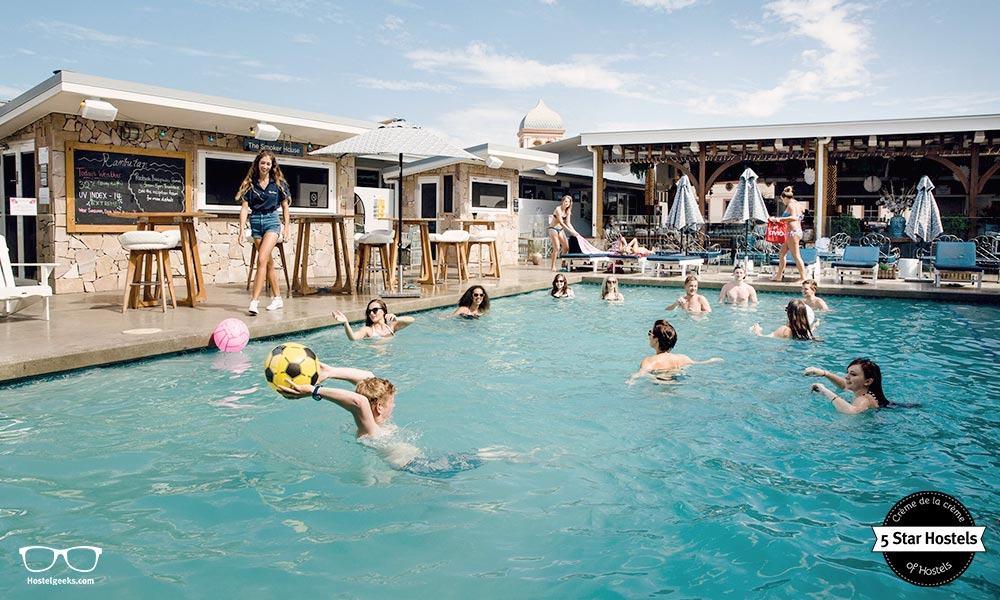 Rambutan Hostel in Townsville, Australia