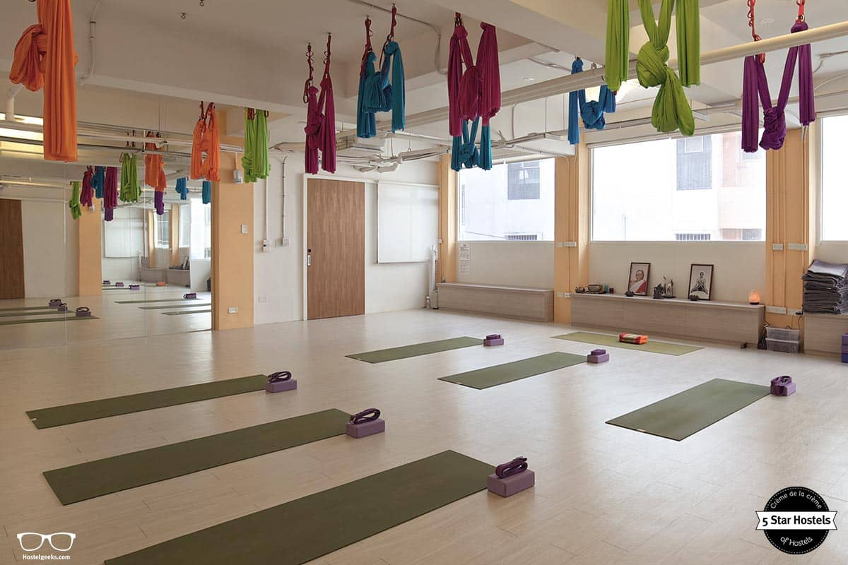 Yoga at Wow Tainan
