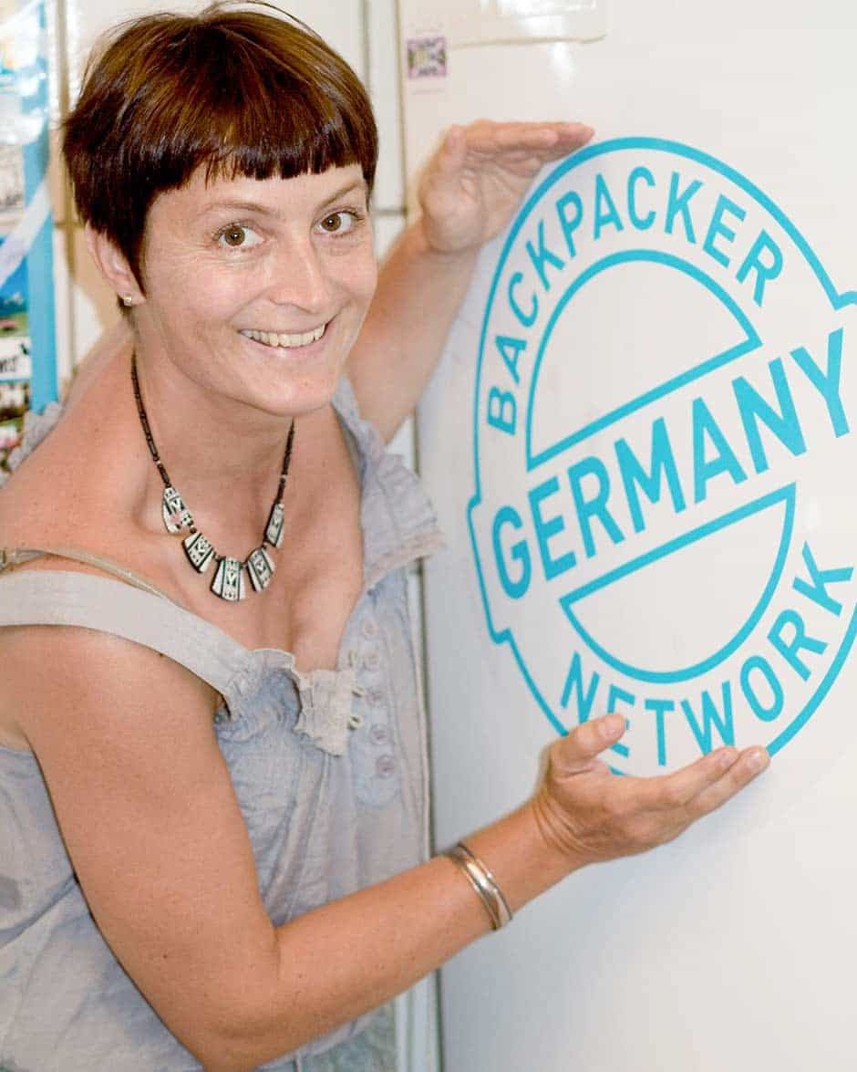 Cathrin from PenthouseBackpackers in Osnabrück