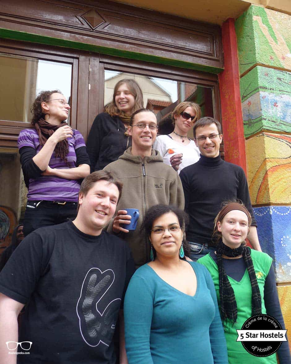 Lollis Homestay team,Top-rated staff and walking guide books!