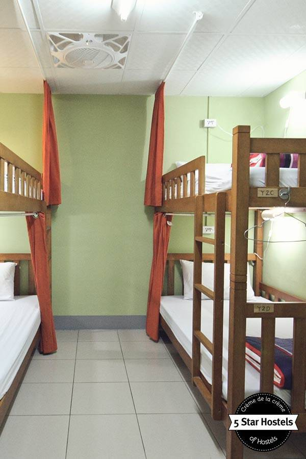 Dorm at Puli Center Center Hostel Taiwan