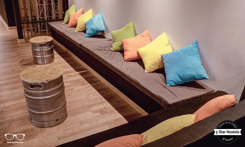 Hostel-Ole-Alicante---Relax