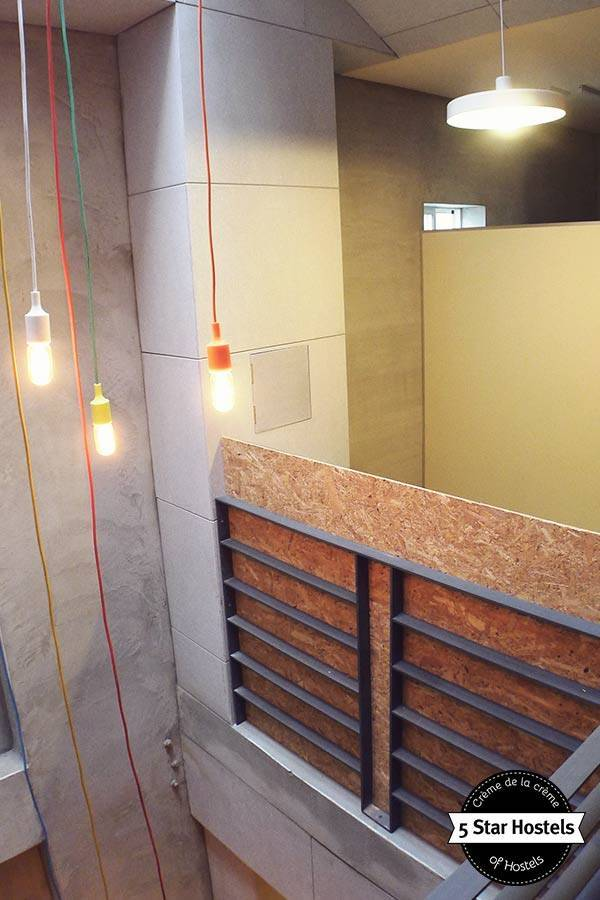 Pendant lights Puli Center Center Hostel Taiwan