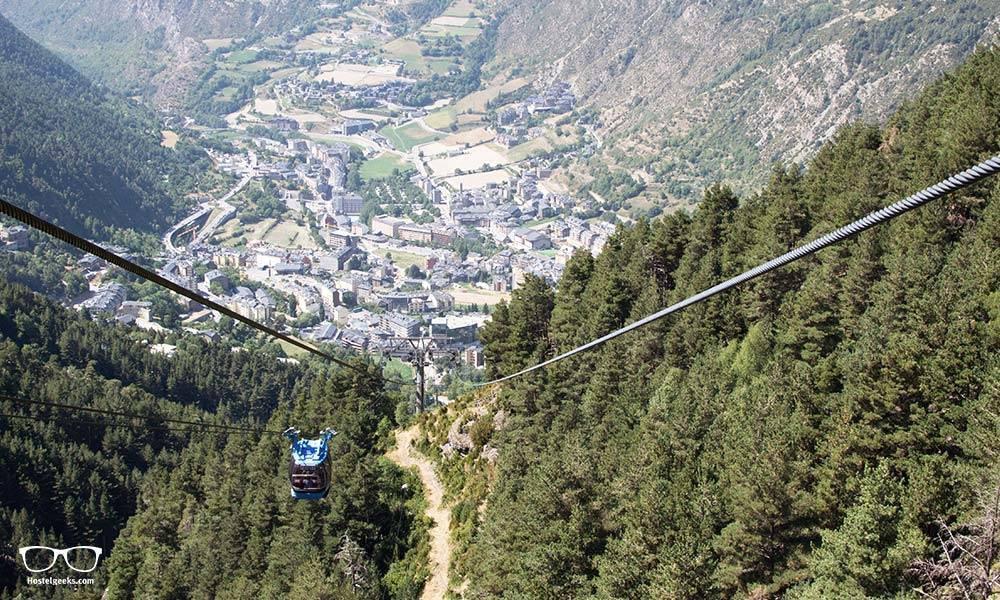 Viladomat Solanelles, Andorra