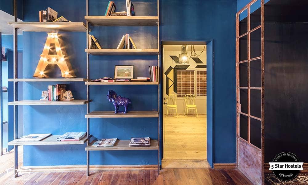 A full design hostel concept to knock-off your socks