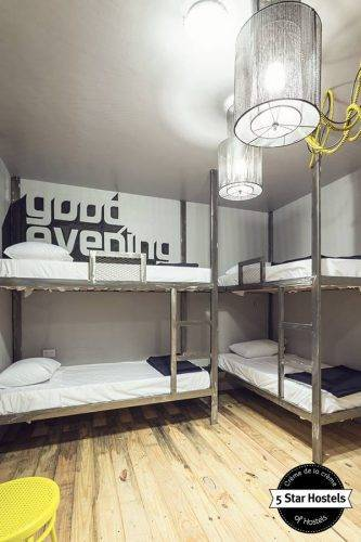 Good evening! One of the dorms at Onas Hostel & Suites in Córdoba