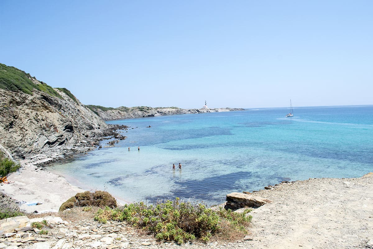 Menorca - Virgin Beaches with a peaceful flair