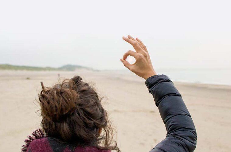De Banjaard in The Netherlands - dunes, seashells and Rüdiger's Birthday