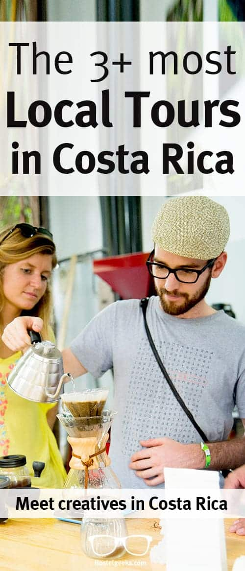Traveling to Costa Rica? Subcultours