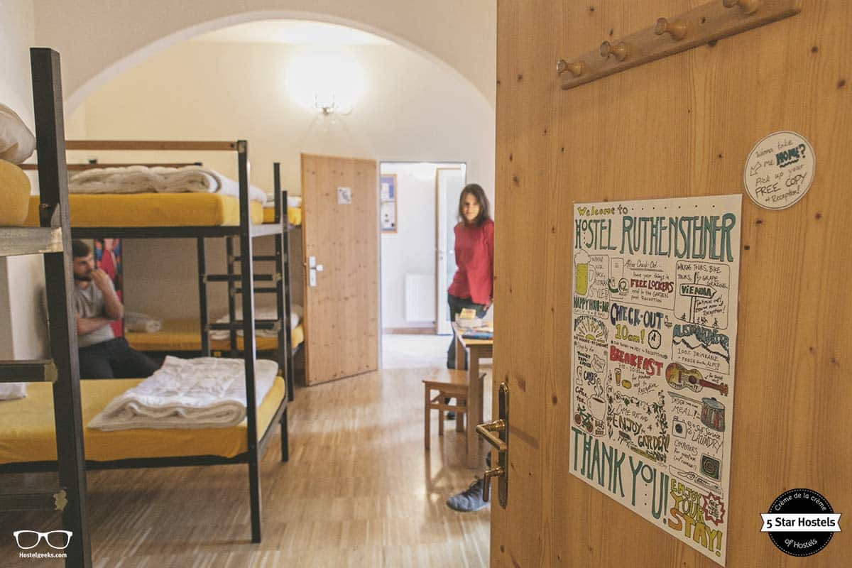 The best hostel in Vienna? We certainly think so!