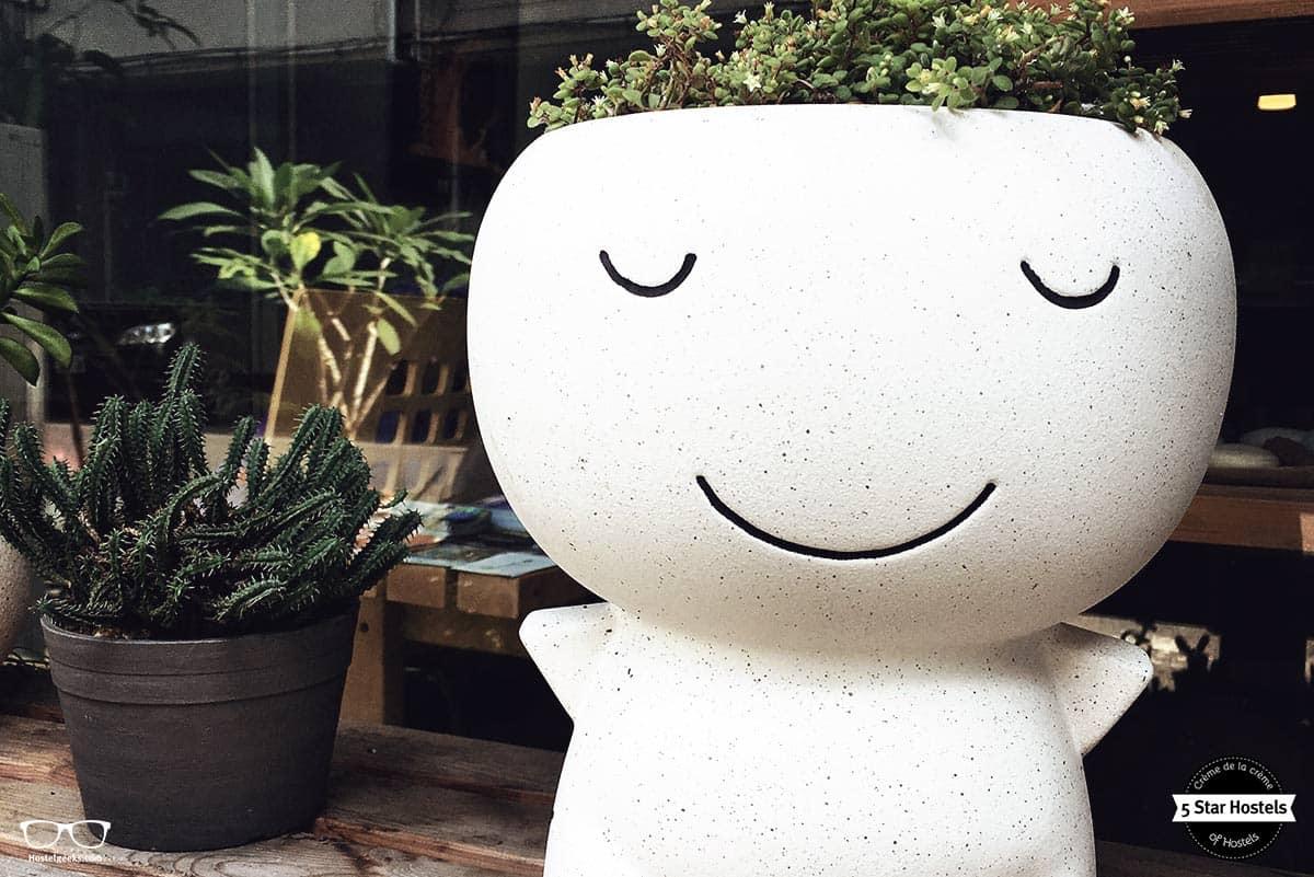 Puli Center Center Hostel - Mit Kunst und Poesie im Herzen Taiwans