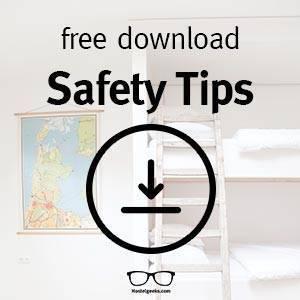 Are Hostels safe? Hostel Safety Tips