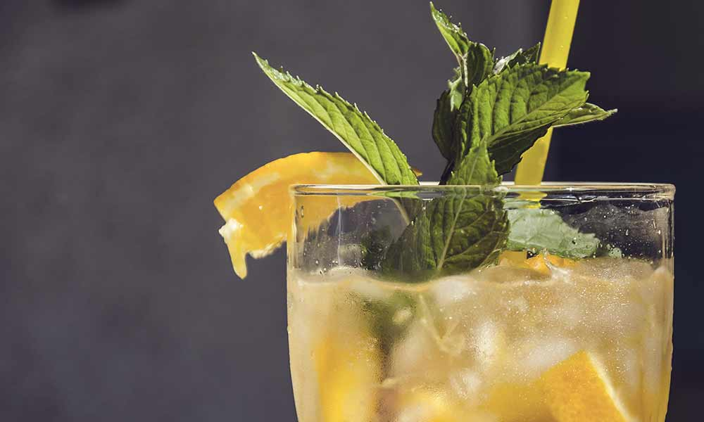 Sip a cocktail in Paris