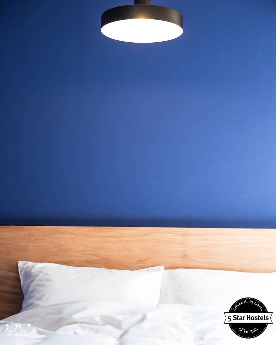 All 5 Star Hostels offer private accommodation!