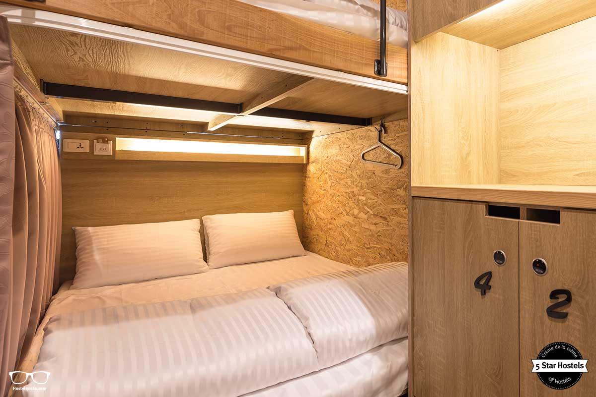Beimen Wow Poshtel 60s Hotel Turns Into 5 Star Hostel