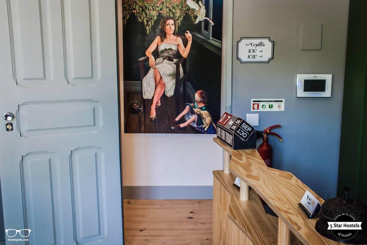 Welcome to Most art boutique Hostel Leiria