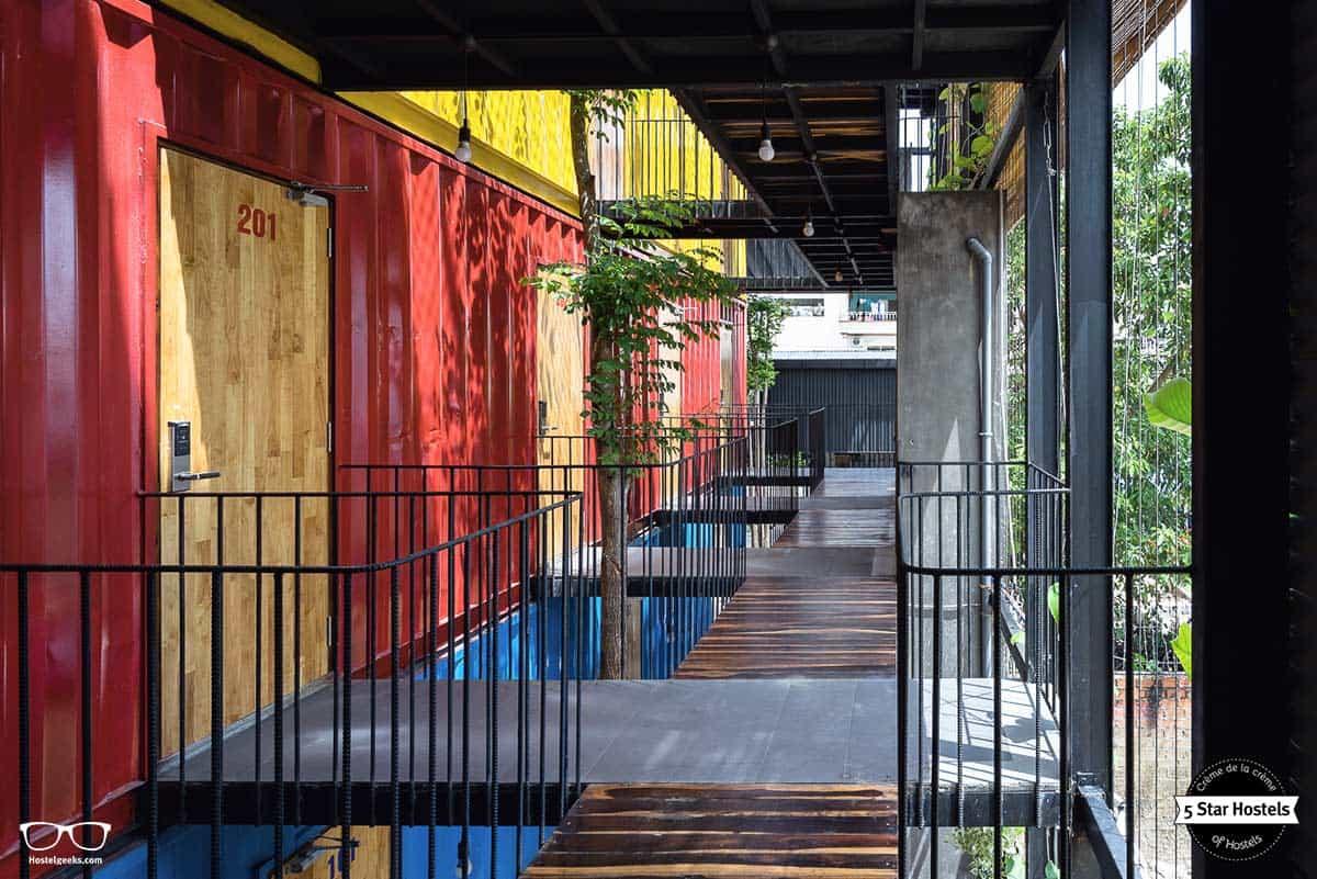Lets explore at Ccasa Hostel