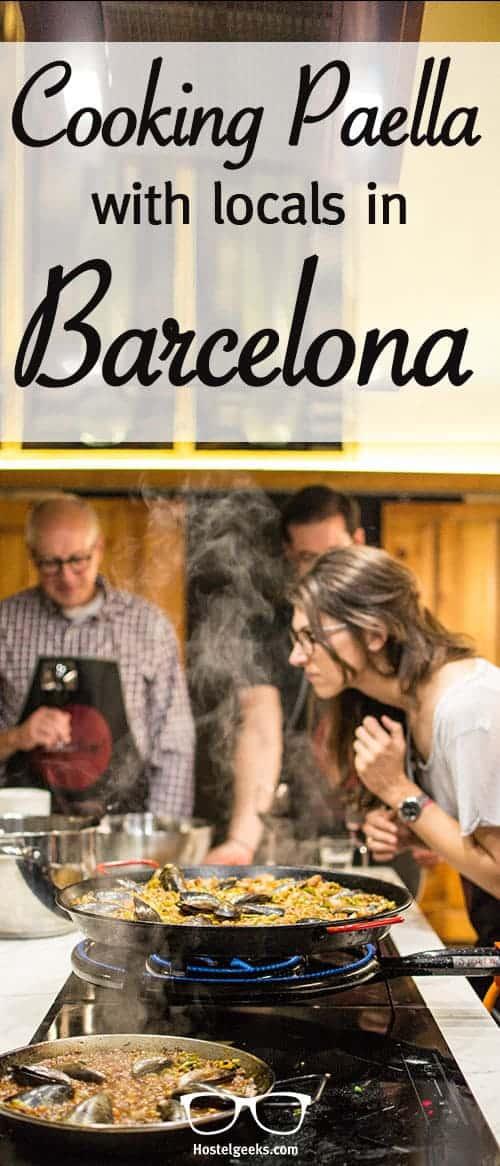 Summary Foodie Experience Barcelona