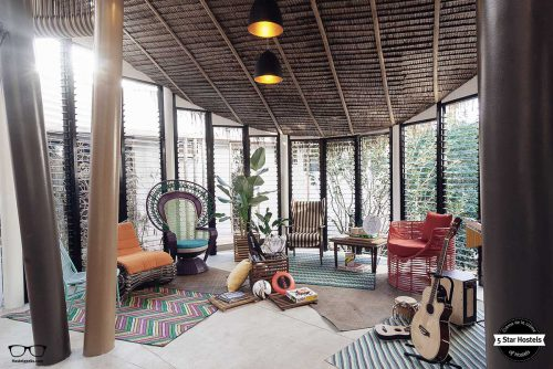 The Next spin designer hostel 5 star hostel in el nido palawan
