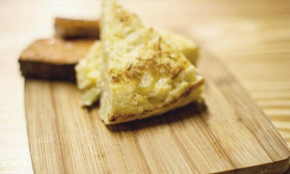 Tasty Spanish Omelette