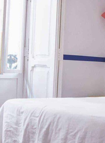 Valencia Lounge Hostel - Keine Rezeptionstheke und Neo-Klassik im Herzen der Altstadt